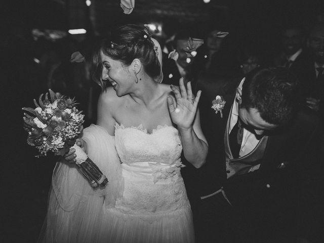 La boda de Adrían y Sara en Boltaña, Huesca 85