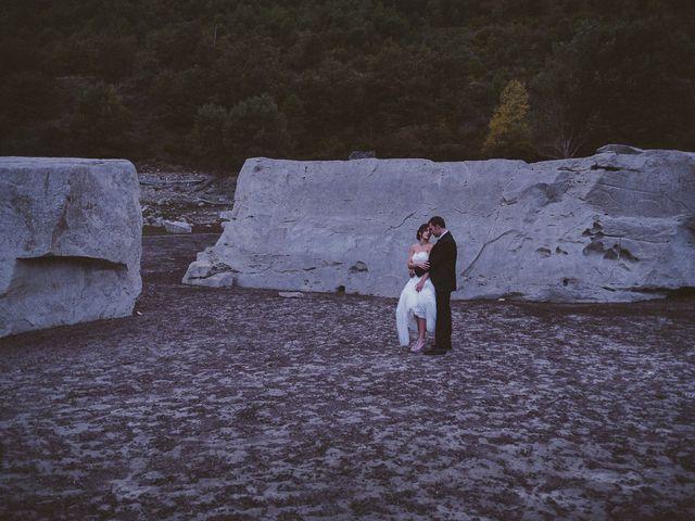 La boda de Adrían y Sara en Boltaña, Huesca 87