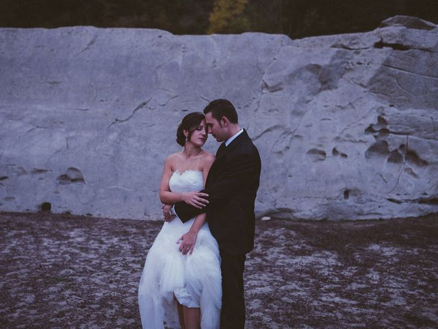 La boda de Adrían y Sara en Boltaña, Huesca 88