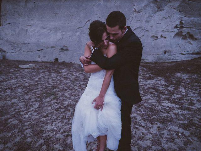 La boda de Sara y Adrían