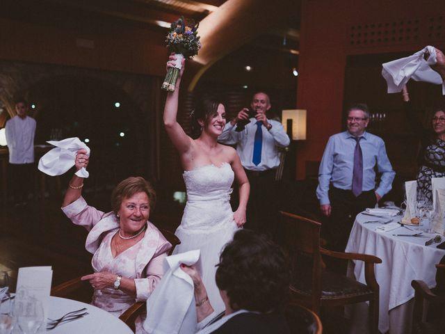 La boda de Adrían y Sara en Boltaña, Huesca 100