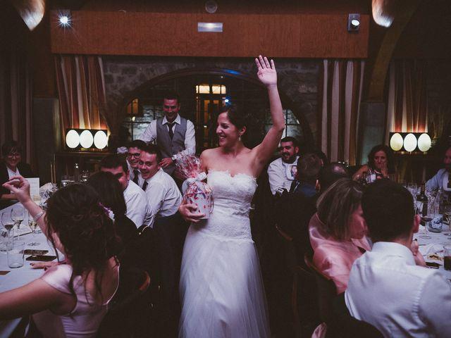 La boda de Adrían y Sara en Boltaña, Huesca 111