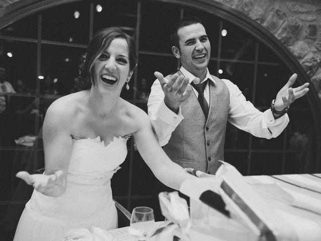 La boda de Adrían y Sara en Boltaña, Huesca 118