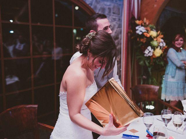 La boda de Adrían y Sara en Boltaña, Huesca 120