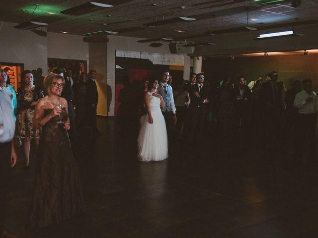 La boda de Adrían y Sara en Boltaña, Huesca 125