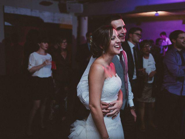 La boda de Adrían y Sara en Boltaña, Huesca 126