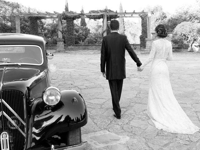 La boda de Eli y Mariano