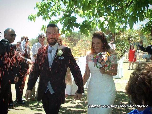 La boda de David y Clara en La Nucia, Alicante 3