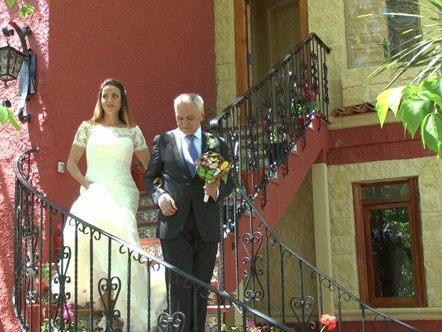 La boda de David y Clara en La Nucia, Alicante 1