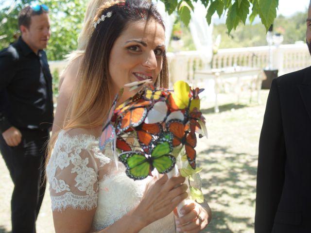La boda de David y Clara en La Nucia, Alicante 8