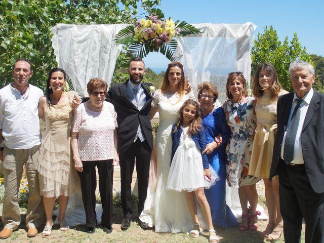 La boda de David y Clara en La Nucia, Alicante 9