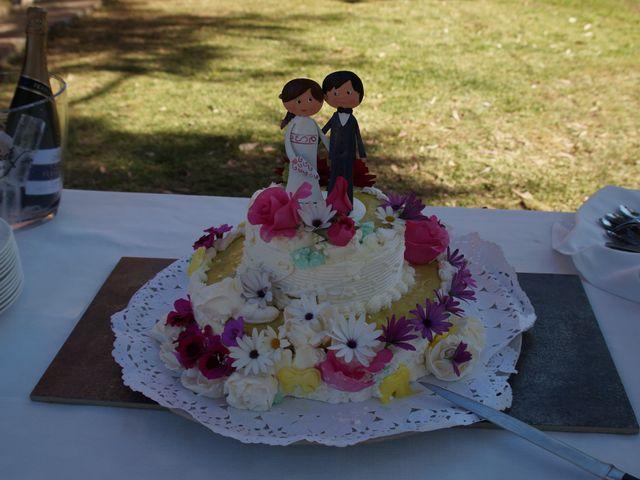 La boda de David y Clara en La Nucia, Alicante 10