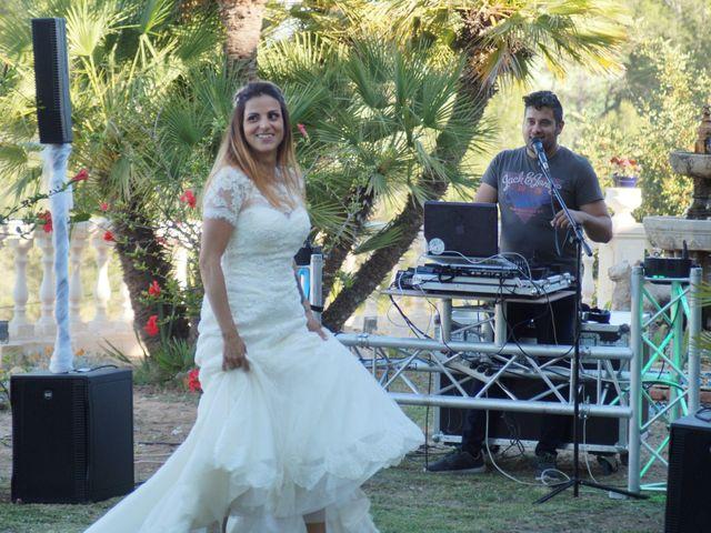 La boda de David y Clara en La Nucia, Alicante 14