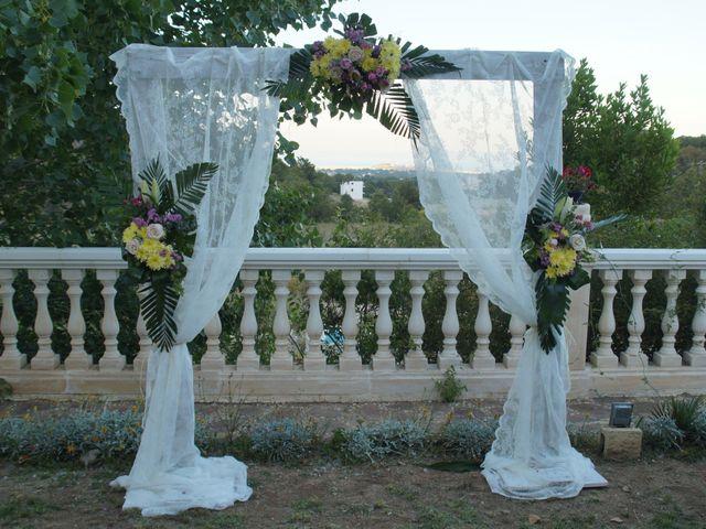 La boda de David y Clara en La Nucia, Alicante 15