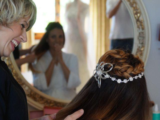 La boda de David y Clara en La Nucia, Alicante 16