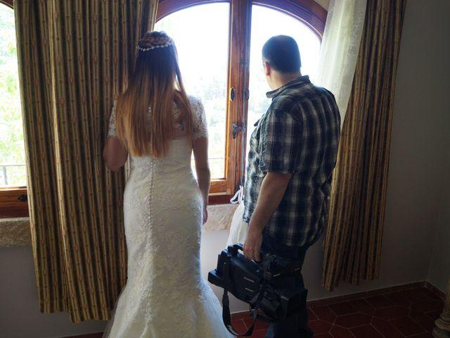 La boda de David y Clara en La Nucia, Alicante 17
