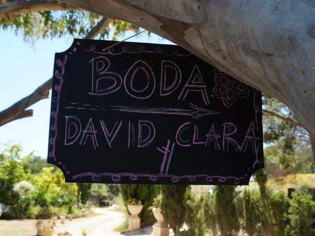 La boda de David y Clara en La Nucia, Alicante 18