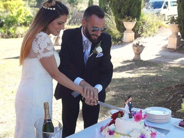 La boda de David y Clara en La Nucia, Alicante 19