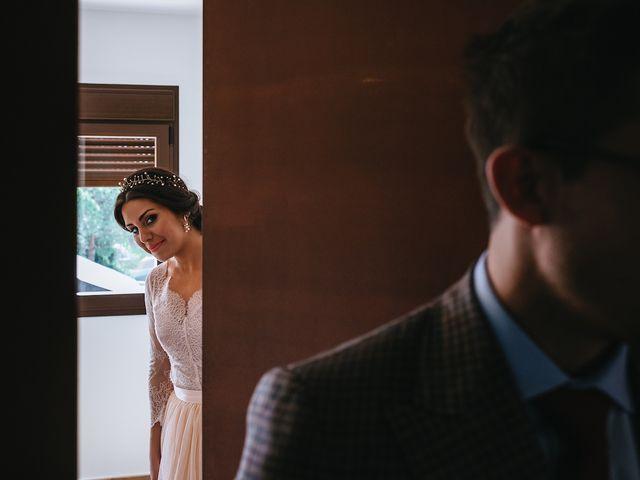 La boda de Daniel y Veronica en Valdemorillo, Madrid 12