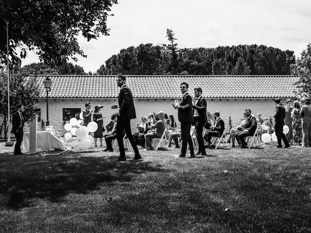 La boda de Daniel y Veronica en Valdemorillo, Madrid 17