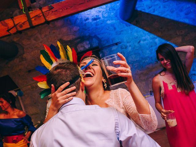 La boda de Daniel y Veronica en Valdemorillo, Madrid 33