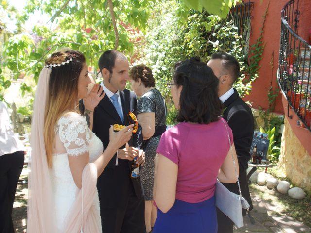 La boda de David y Clara en La Nucia, Alicante 21