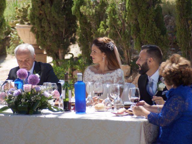 La boda de David y Clara en La Nucia, Alicante 22