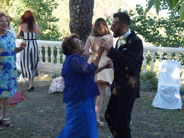 La boda de David y Clara en La Nucia, Alicante 23