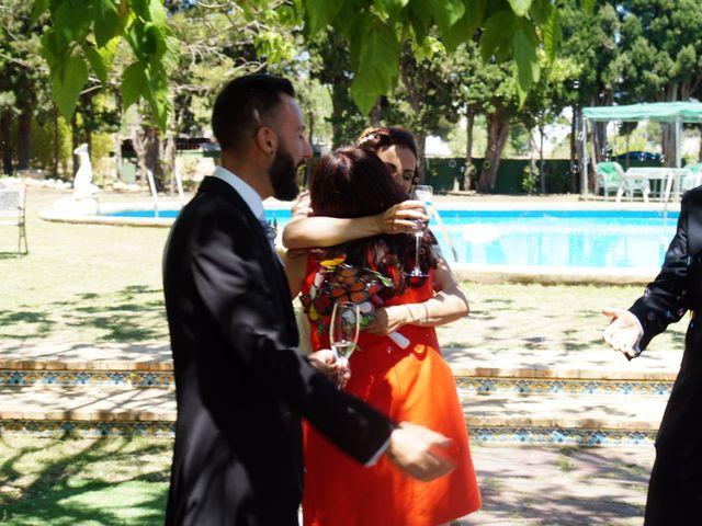 La boda de David y Clara en La Nucia, Alicante 24