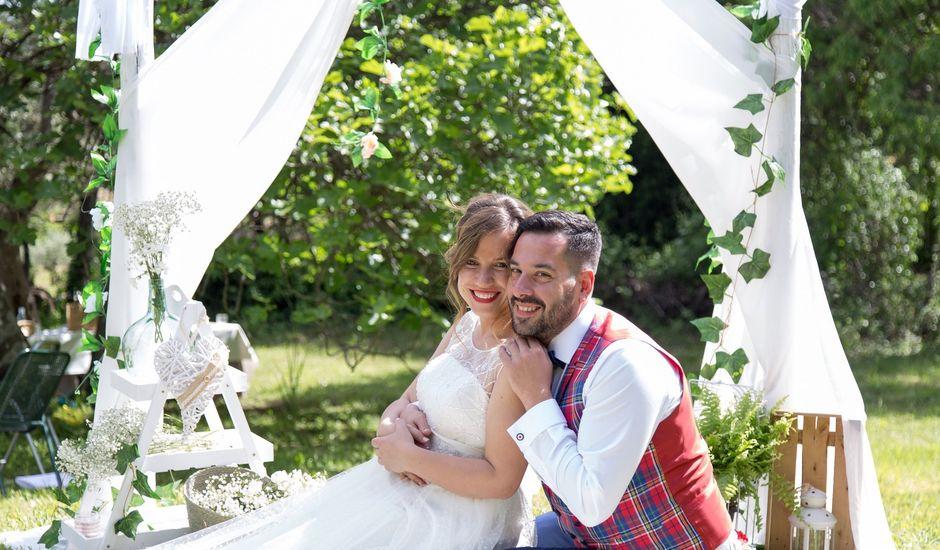 La boda de Alejandro y Ana en Candeleda, Ávila