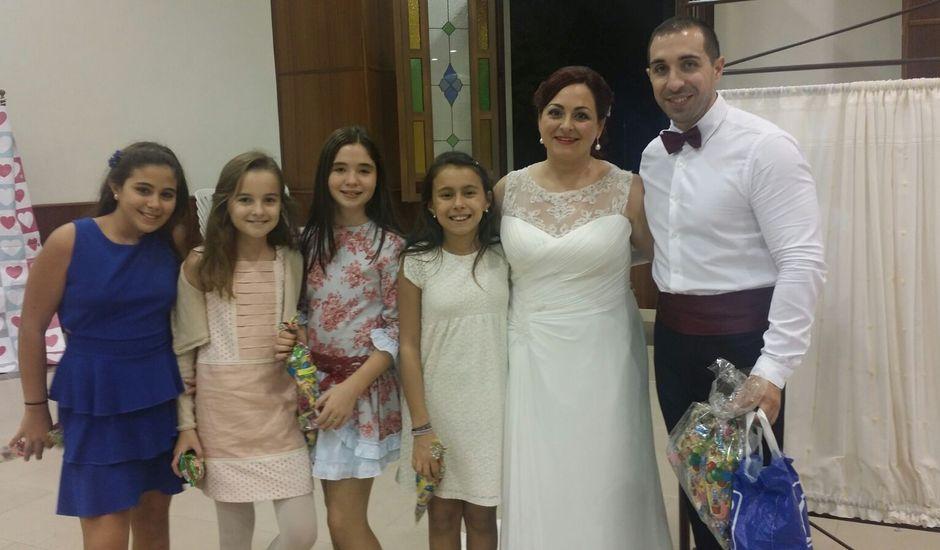 La boda de Alejandro y Rocio en Badolatosa, Sevilla
