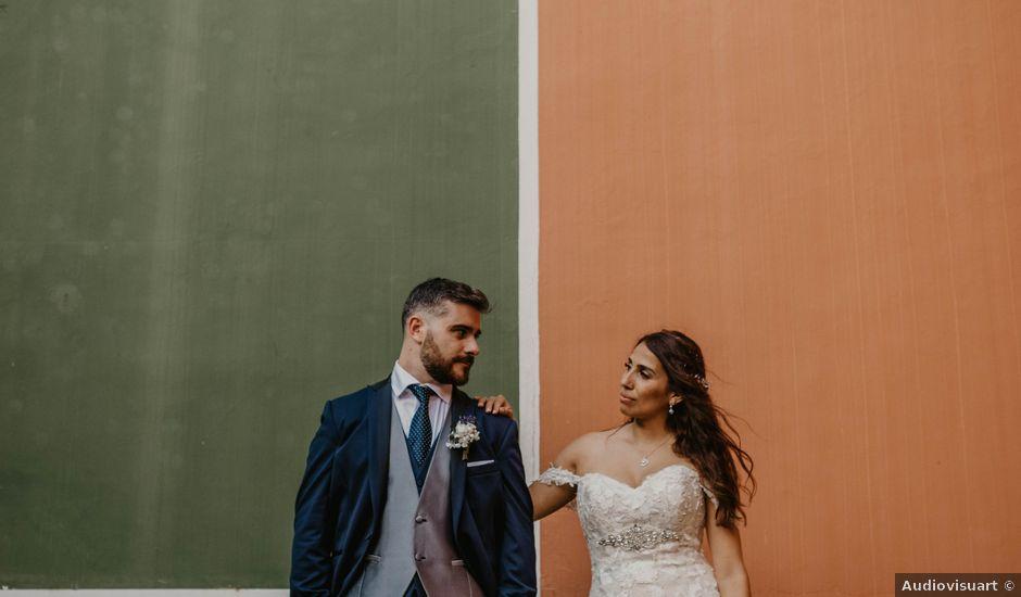 La boda de Carlos y Pilar en Vilanova Del Valles, Barcelona