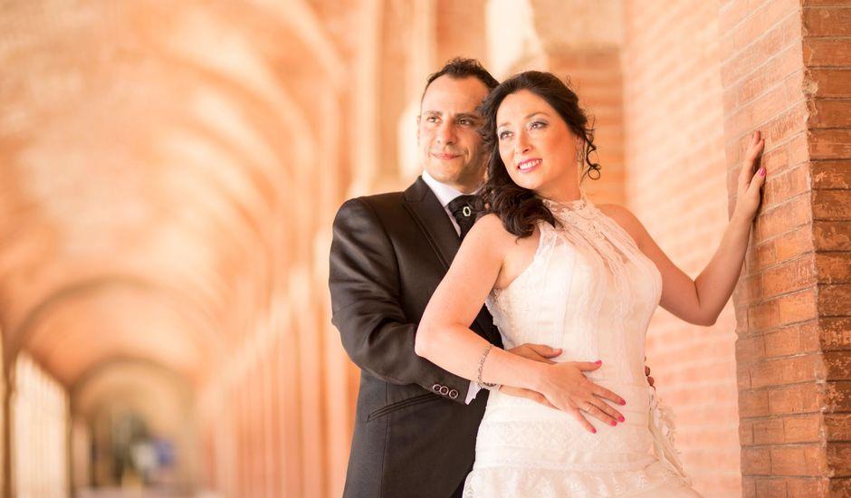 La boda de Miguel y Inma en Los Santos De La Humosa, Madrid