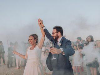 La boda de Estefanía y Jaume
