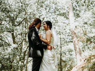 La boda de Vanessa y Marcos