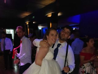 La boda de Carlos y Mar 1