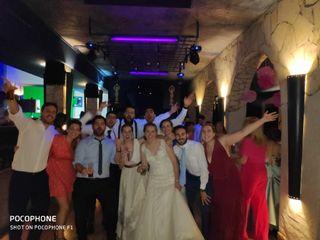 La boda de Carlos y Mar 2