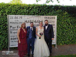 La boda de Carlos y Mar
