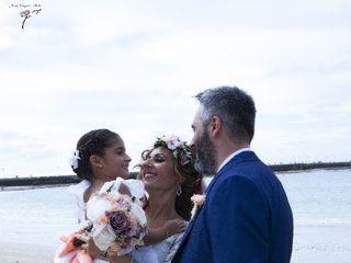 La boda de Rosana  y Álvaro  1