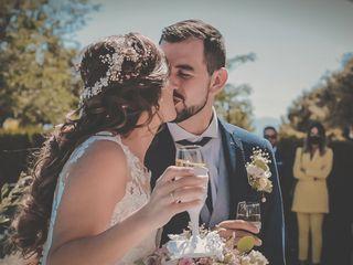 La boda de Beatriz y Sergio