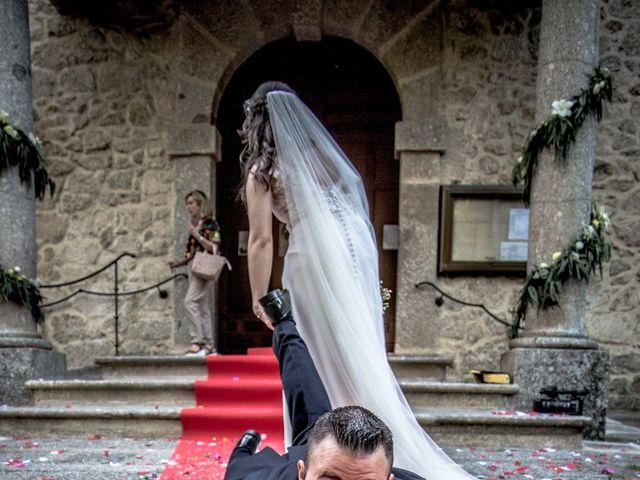 La boda de Jose y Marina en Arenas De San Pedro, Ávila 17