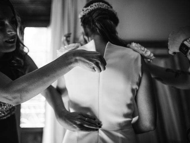 La boda de Diego y Rocio en Salas, Asturias 16