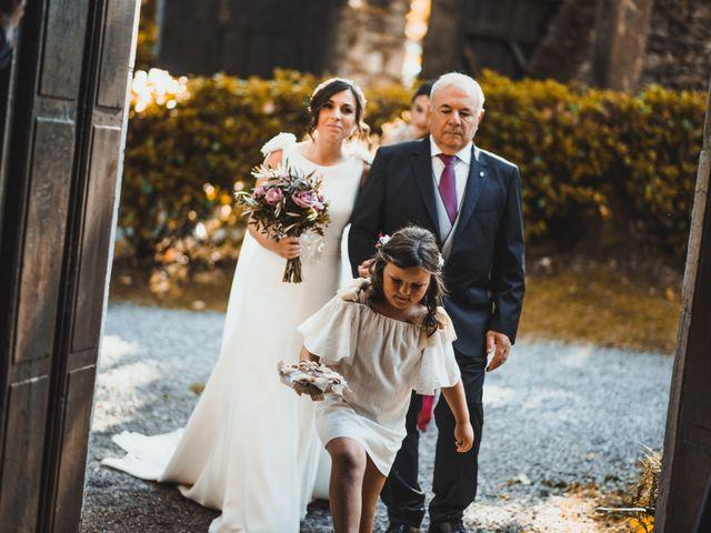La boda de Diego y Rocio en Salas, Asturias 36