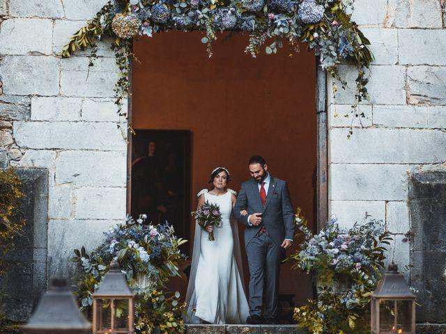 La boda de Diego y Rocio en Salas, Asturias 39