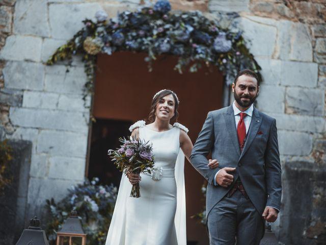 La boda de Diego y Rocio en Salas, Asturias 40