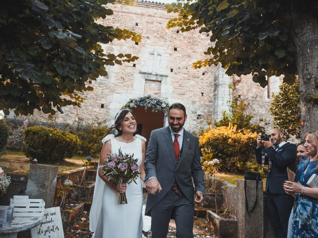 La boda de Diego y Rocio en Salas, Asturias 41
