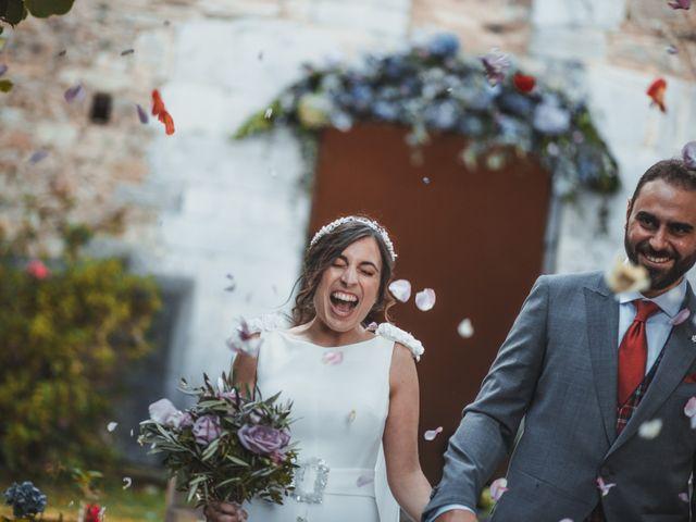 La boda de Diego y Rocio en Salas, Asturias 42