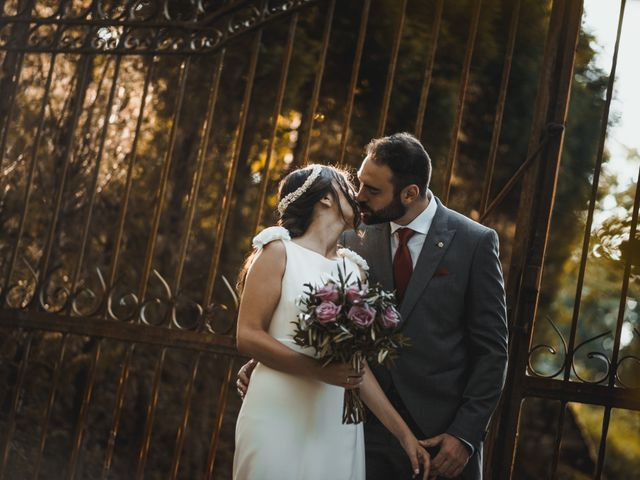 La boda de Diego y Rocio en Salas, Asturias 51