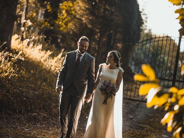 La boda de Diego y Rocio en Salas, Asturias 52