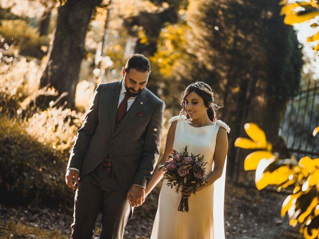 La boda de Diego y Rocio en Salas, Asturias 53